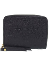 Louis Vuitton Monogram Anne plant Zippy coin purse M60574 coin case - $766.57
