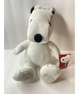 "NWT Kohls Cares Penauts Snoopy 14"" Plush Stuffed Dog - $11.29"