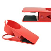 SSGP PHFU Desk Deskside Huge Clip Cup Mug Holder Red - £12.07 GBP