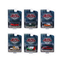 Blue Collar Collection Series 5, Set of 6 pieces 1/64 Diecast Model Cars... - $47.63