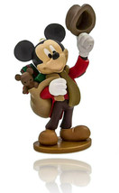 Mickey's Christmas Carol   Mickey as Bob Cratchit   3rd of 5 Ornaments - $16.83