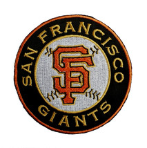 San Francisco Giants World Series MLB Baseball Fully Embroidered Iron On Patch - $10.87