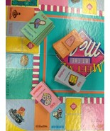 1990 Meet Me At The Mall Game Merchandise Cards qty 54 - $12.73