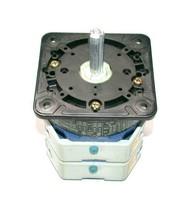 Kraus & Naimer  C80 A292  Rotary Drum Switch  600 VAC 80 AMP - $49.99