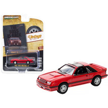 1982 Ford Mustang GT Red with Black Stripes The Boss is Back Vintage Ad Cars ... - $17.35
