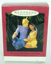 Hallmark Keepsake Christmas Ornament Disney Pocahontas Captain John Smith - $15.84
