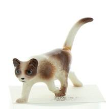 Hagen Renaker Cat Calico Prowling Ceramic Figurine