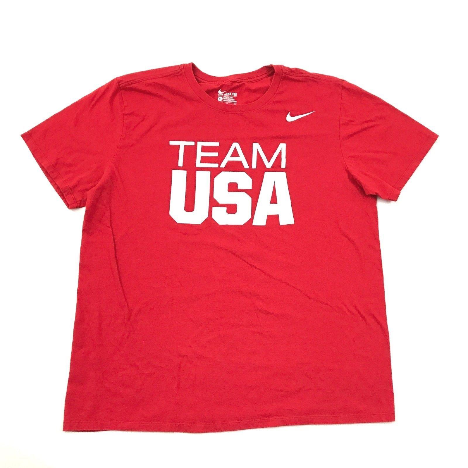 Nike Équipe USA T Shirt Adulte Extra Large and 50 similar items