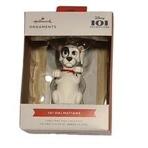 2021 Hallmark Disney 101 Dalmatians Christmas Tree Ornament - $18.52