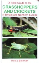 Field Guide to the Grasshoppers of Britain and Europe (Collins Field Gui... - $57.42