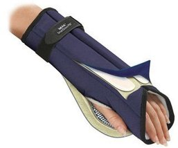 MCK11113000 - Brown Medical Industries Wrist Splint IMAK SmartGlove PM Cotton Wr - $22.99