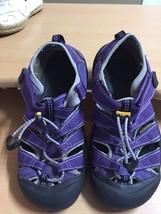 Keen Women Purple Sandals Sz 4 Us - $16.70