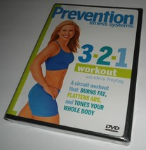 Prevention Fitness Systems 3-2-1 Workout DVD NEW Chris Freytag, Andrea A... - $6.60