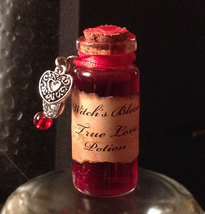 Extreme LOVE POTION Powerful Witch's Blood© Spell x1000 Best True Love Spell - $467.66