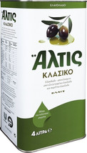 Altis Kalamata Excellent Extra Virgin Olive Oil 4lt distinctive bitter t... - $99.80