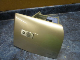 GE WASHER DETERGENT DISPENSER PEWTER PART#WH41X10185 WH41X10184 - $16.00