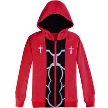 Fate stay night Unisex Padded Jacket Costume - $59.99