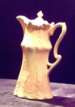 1980 Pink pitcher with Lid  AA20-2122 Vintage image 3