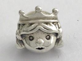 Authentique Pandora Précieuses Princesse Breloque en Argent Sterling,791960 - $42.70