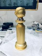 Golden Globe Awards Trophy Replica Zinc Alloy Diecast Statue NEW VER Pri... - $538.99