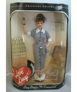 Lucy Does A TV Commercial Lucille Ball Barbie Doll 1997 Episode 30 I Lov... - $29.69