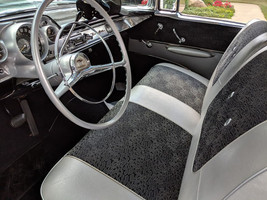 1957 Chevy Bel Air Hardtop For Sale In Neenah, WI 54956 image 3