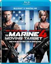 The Marine 4: Moving Target (Blu-Ray, 2015) - $10.95