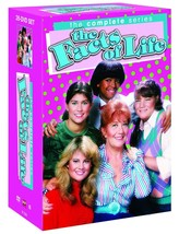 The Facts Of Life - The Complete Series Seasons 1 - 9 DVD Collection New Box Set - $64.00