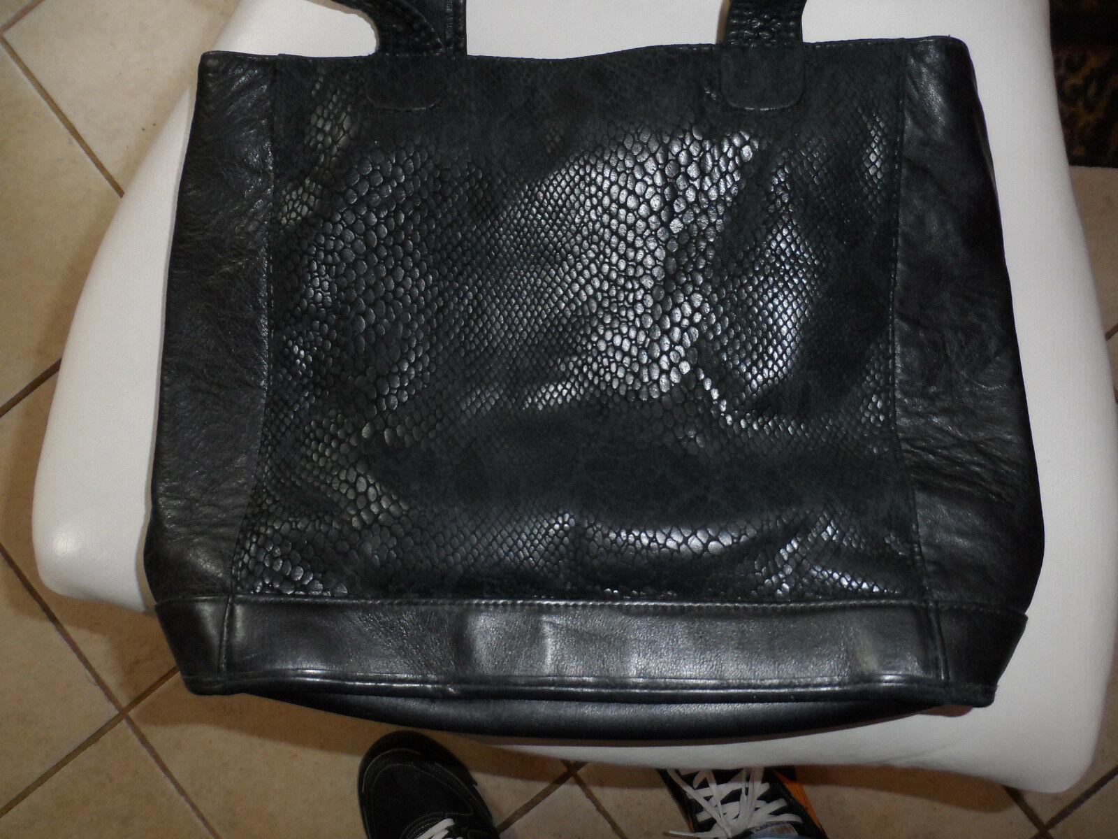 Black Giani Bernini shoulder bag