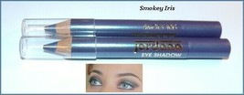 NEW Lot of 2 Jordana SMOKY IRIS Blue Eye Shadow Pencil .05 Oz - $3.50