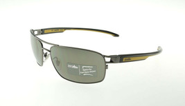 ZERORH+ TOGA Black & Yellow / Gray Sunglasses RH750-03 CARL ZEISS  - $97.51