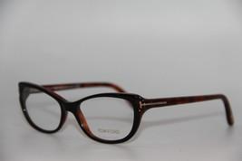New Tom Ford Tf 5286 005 Black Eyeglasses Authentic Rx TF5286 52-15 W/CASE - $195.70