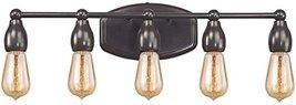 Elk Lighting 31982/5 Vanity-Lighting-fixtures Bronze - $226.00