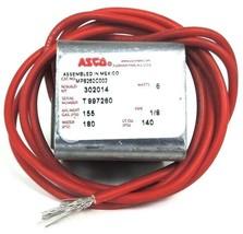 "ASCO MP8262C002 SOLENOID COIL MP-C-011 1/8"" PIPE 6 WATTS 099216-001-D"
