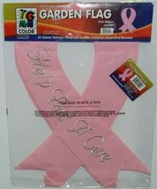 Two Group Flags Co 65045 Pink Ribbon Indoor Outdoor Decorative Banner image 3
