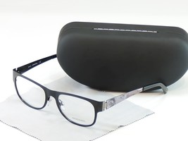 Diesel Eyeglasses Frame DL5026 002 Black Metal Top Quality 52-18-140 - $130.26