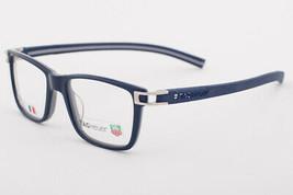 Tag Heuer 7603-003 Track Blue Gray Eyeglasses TH7603 003 50mm - $244.02