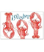 Lobster paper placemats thumbtall
