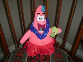Spongebob Squarepants Patrick Starfish Stuffed Doll - $57.83