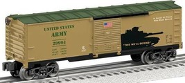 Us Made Armed Forces Army Boxcar LIO29994 Nib Never Opened - $65.45