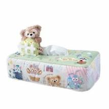 Duffy & Friends Tissue Box Cover Hide & Seek 2019 Tokyo Disney Sea Limit... - $74.79