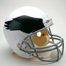 Philadelphia Eagles 1969-73 Throwback Riddell Deluxe Replica Helmet**Free Shippi - $118.50