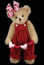 """Bearington Bears """"Lottie Love"""" 14"""" Plush Bear- #190076- New -2012 - $49.99"""