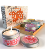 BeKind Good Vibes 6 Scented Candles Set - Scented Candles for Home, Rela... - $39.59
