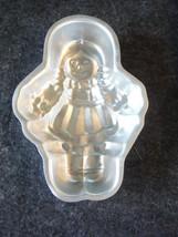 1975 Mini Storybook Doll Rag Doll Raggedy Ann Small Wilton Cake Pan 508-450 - $68,26 MXN