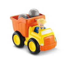 Fisher Price Little People Dump Truck - BDY81 - New image 8