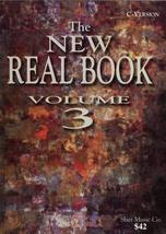 The New Real Book, Vol. 3 [Spiral-bound] Chuck Sher - $10.03