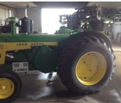 1959 John Deere 830 For Sale in Milbank, South Dakota 57252 image 2