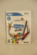 uDraw Studio (Wii, 2011) NEW SEALED- Game only (Requires uDraw GameTablet) - $12.86