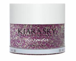 Kiara Sky Dip Dipping Powder 1oz D430 Purple SPark - $14.99
